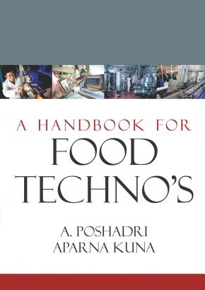 India books agriculture books new india publishing agency a handbook for food technos fandeluxe Choice Image